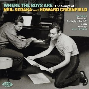 "Where The Hits Are: Sedaka and Greenfield Profiled in ""Songwriters"" Series"