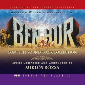 "Soundtrackus Maximus: ""Ben-Hur"" Gets Five-Disc Expansion by FSM"