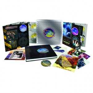 Every Good Box Deserves Favour: Moody Blues Planning Exhaustive CD/DVD Set (UPDATED)