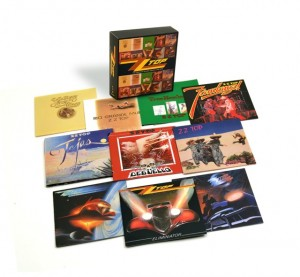 Rhino Plans ZZ Top Albums Box with Original Mixes Bowing on CD