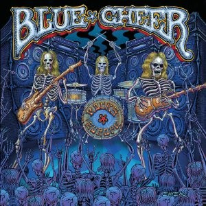 "Ain't No Cure: Blue Cheer ""Rocks Europe"" On New 2-CD Set"