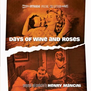 "The Days of Henry Mancini: ""Wine and Roses,"" ""Fear"" Receive First-Ever Soundtrack Releases"