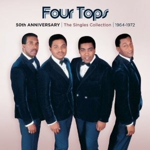 "Review: The Four Tops/Martha Reeves & The Vandellas, ""50th Anniversary: The Singles Collection"" – Part 1: The Four Tops"