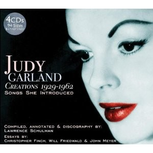 "Review: Judy Garland, ""Creations 1929-1962: Songs She Introduced"""