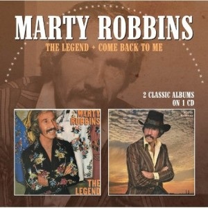 They've Still Got a Place in Our Hearts: George Jones, Marty Robbins Reissues Arrive From Morello