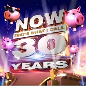 """""""NOW"""" and Then: U.K. Compilation Series Celebrates Three Decades in Three Discs"""