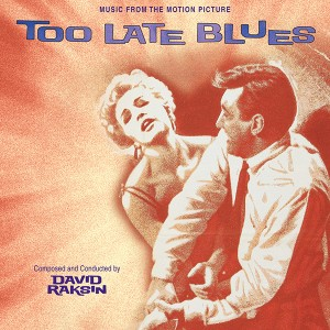 """Jazz Greats Benny Carter, Shelly Manne, Jimmy Rowles, Red Mitchell Featured On """"Too Late Blues"""""""