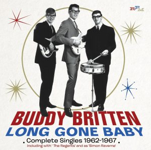 Buddy Britten - Long Gone Baby