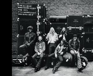 Allman Brothers - Fillmore Box