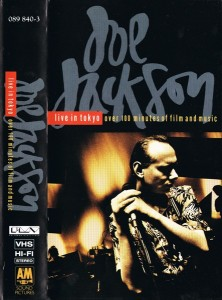 "Reissue Theory: Joe Jackson, ""Live in Tokyo: The Big World Tour"""