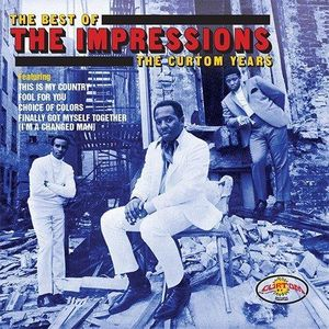 """WE HAVE OUR WINNERS: THE IMPRESSIONS """"THE CURTOM YEARS"""" GIVEAWAY!"""