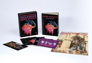 """Behind The Wall of Sleep: Rhino Expands Black Sabbath's """"Paranoid"""" To Four Discs"""