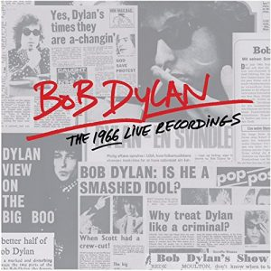 JUDAS!  Dylan's Electrifying 1966 Concerts Coming On Massive 36-CD Box Set