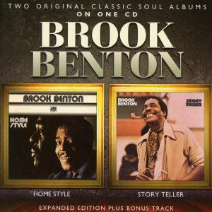 Magic's in the Air: SoulMusic, Cherry Red Reissue Brook Benton, Esther Phillips Albums