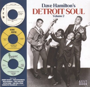 "When I Say Groove: Ace Explores ""Detroit Soul,"" ""South Texas Rhythm 'n' Soul"" On Recent Compilations"