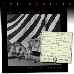 "Can You Hear Me: Upcoming David Bowie Box To Premiere Unreleased Album ""The Gouster"""