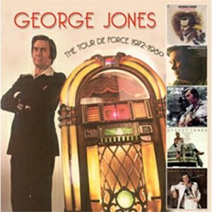 A Hard Act To Follow: Raven Collects George Jones' Epic Years