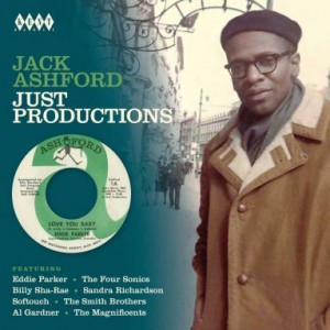 "Let's Do It Again: Ace Collects Funk Brother Jack Ashford's ""Just Productions"""