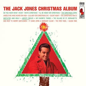 Oh By Gosh, By Golly: Second Disc Records Celebrates Christmas with Jack Jones, Eddy Arnold and Mitch Miller