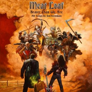 Going All The Way Is Just The Start: Meat Loaf to Reunite with Jim Steinman on New Album