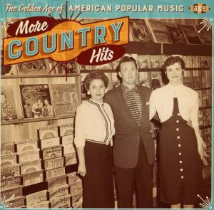 """Cash, Robbins, Jones, Arnold Feature On Ace's """"More Country Hits"""""""