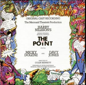 """Think About Your Troubles: Micky, Davy and Harry's """"The Point!"""" Arrives On CD"""