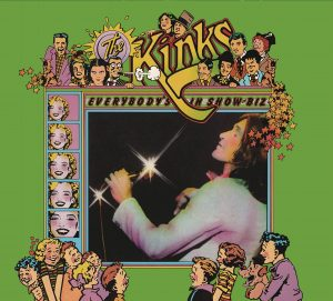 """Review: The Kinks, """"Everybody's in Show-Biz: Legacy Edition"""""""