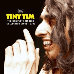 """Fill Your Heart: Now Sounds Collects Tiny Tim's """"Complete Singles (1966-1970)"""""""