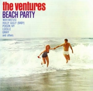 """Walk, Don't Run: Cherry Red Expands The Ventures' """"Beach Party"""""""