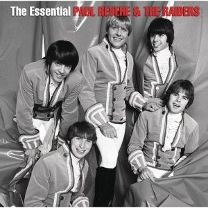 essential paul revere and the raiders