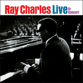 ray charles live in concert