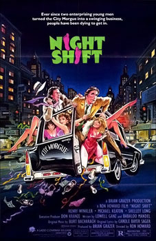 """Friday Feature: """"Night Shift"""" - The Second Disc"""