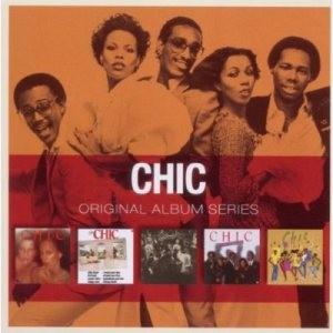 chic origianl albums