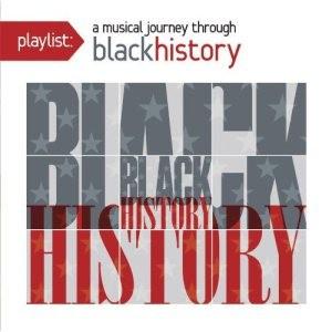 playlist black history month