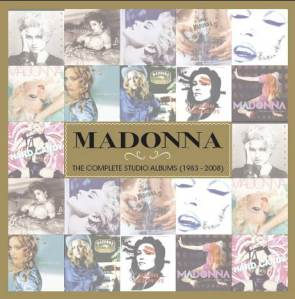 madonna 22complete22 box
