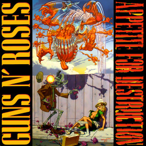 appetite for destruction original