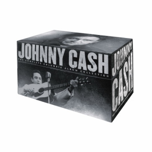 Johnny Cash Box Package