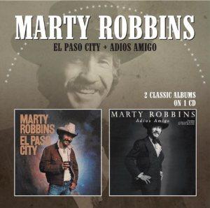Marty Robbins - El Paso City Two-Fer