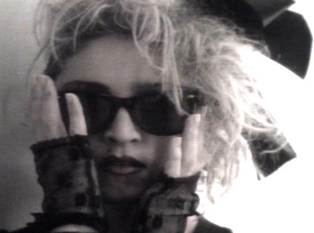 Madonna Lucky Star Edit