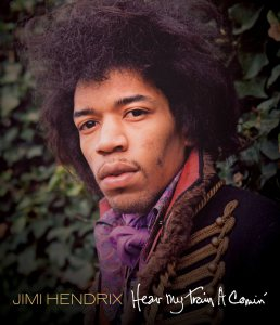 Jimi Hendrix - Hear My Train