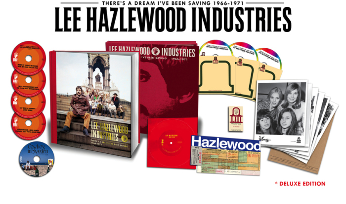 Lee Hazlewood Box