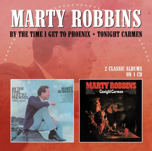 Marty Robbins - Phoenix and Carmen