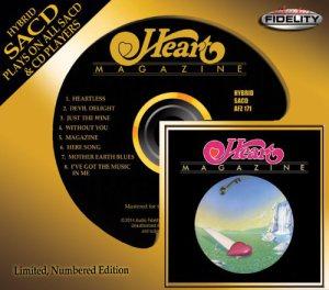 Heart-  Magazine SACD
