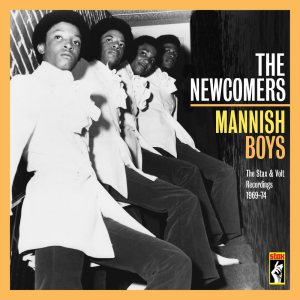 Newcomers - Mannish Boys