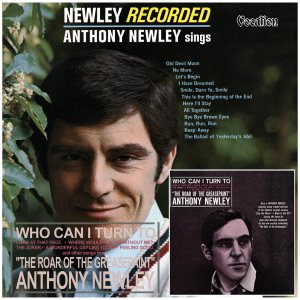 Anthony Newley - Recorded Two-Fer