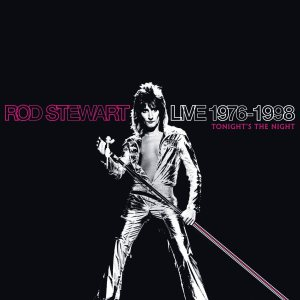 Rod Stewart - Live Box