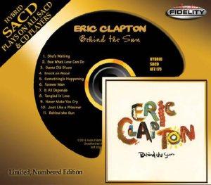 Clapton - Behind the Sun
