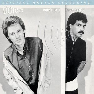 Hall and Oates - Voices SACD