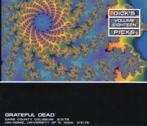 Grateful Dead - Dick's 18