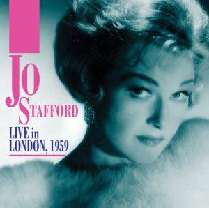 Jo Stafford Live In London